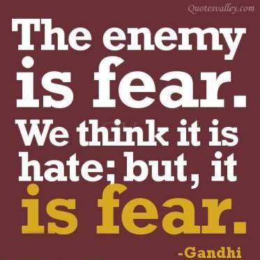 the-enemy-is-fear