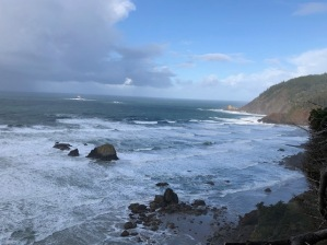 Cannon Beach hike