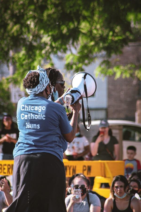 Activist Nuns